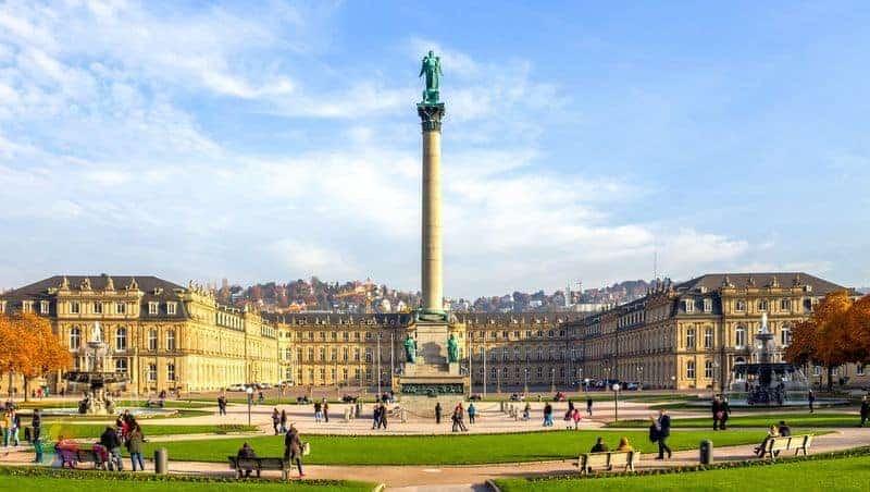 Stuttgart almanya