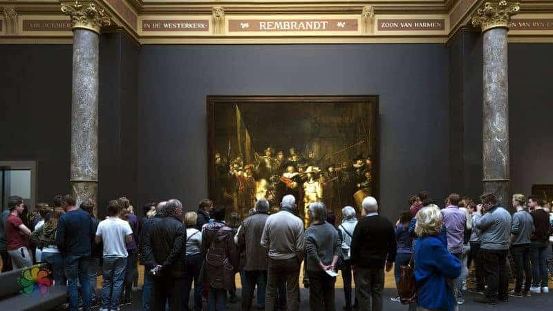 Amsterdam'da ne yapılır sanat galerileri