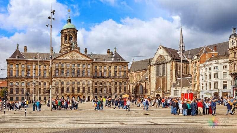 Amsterdam şehir merkezi otel tavsiyesi Amsterdam konaklama