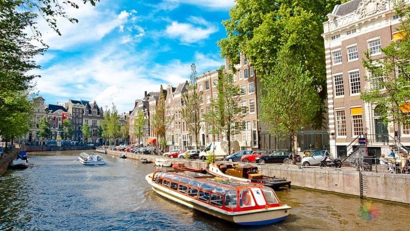 Canal Ring Amsterdam otelleri Amsterdam konaklama