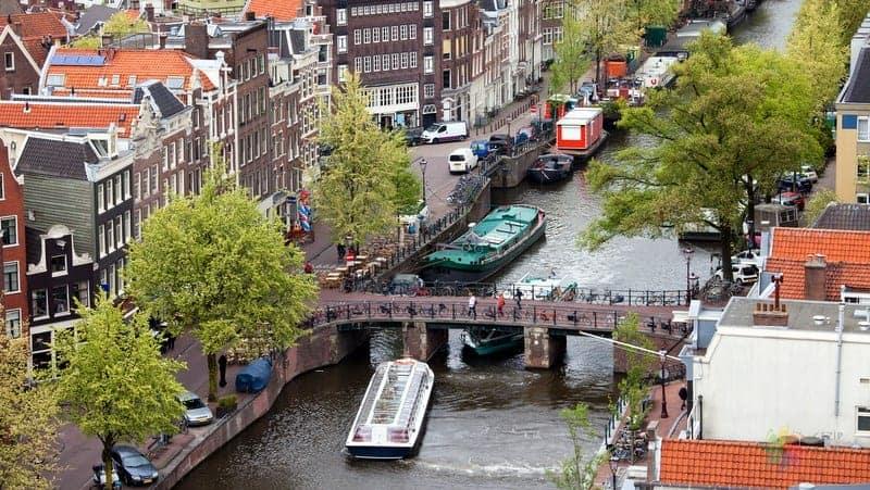 Jordaan otelleri Amsterdam'da nerede kalınır