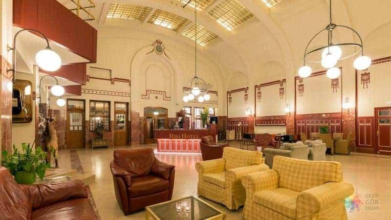 Amsterdam konaklama otel önerisi Rho Hotel