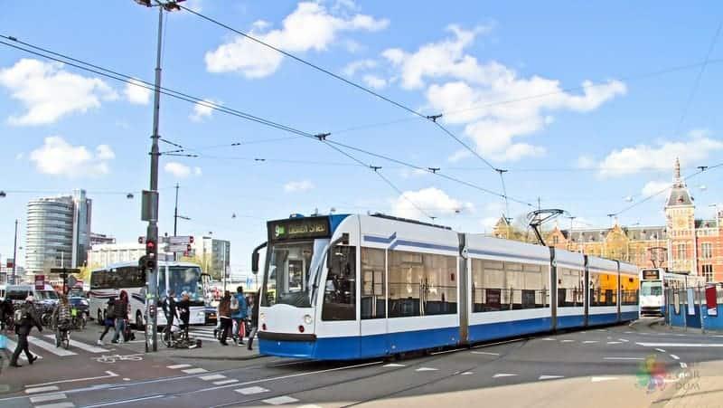 Amsterdam konaklama, şehir içi ulaşım, havaalanı şehir merkezi arası ulaşım