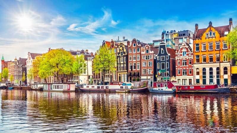 Amsterdam'da nerede kalınır blog