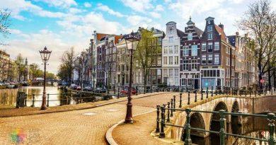 Amsterdam Gezi Rehberi: Amsterdam Gezisi İçin Gezi Notları