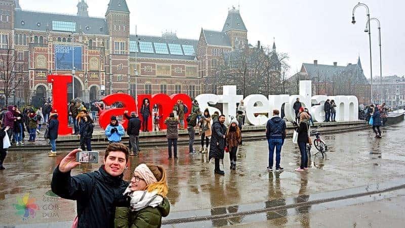 amsterdam gezi rehberi yapılacak şeyler