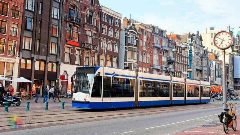 amsterdam'da ulaşım rehberi