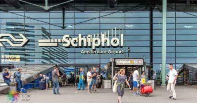 Amsterdam Havaalanı Şehir Merkezi Ulaşım Rehberi