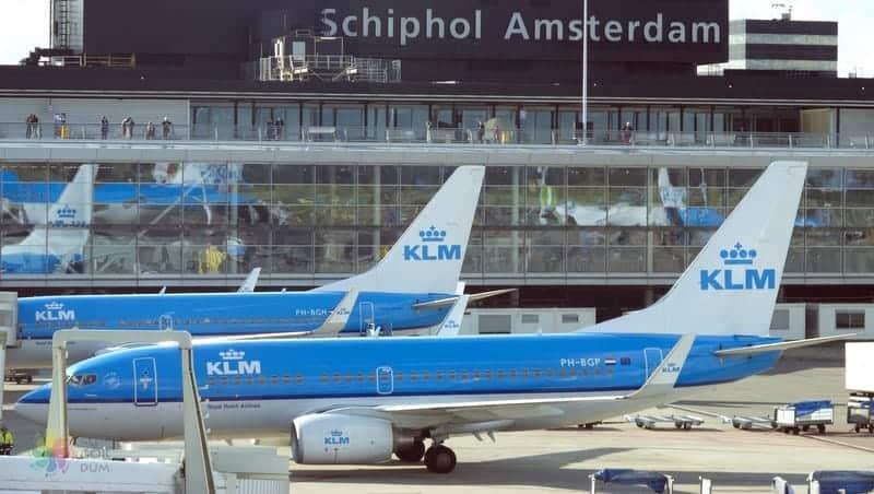 Amsterdam Havaalanı Ulaşım rehber