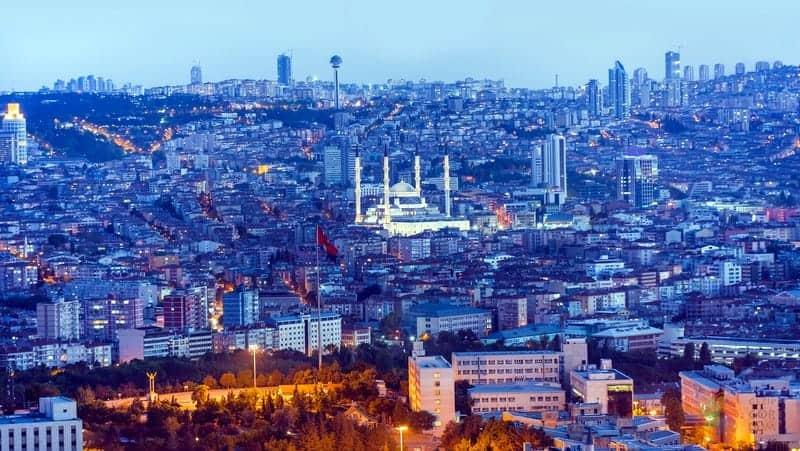 Ankara'da nerede kalınır bölgeler ve oteller