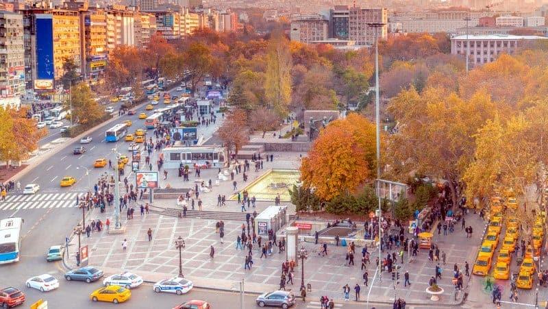 Ankara otel tavsiyesi Kızılay otelleri