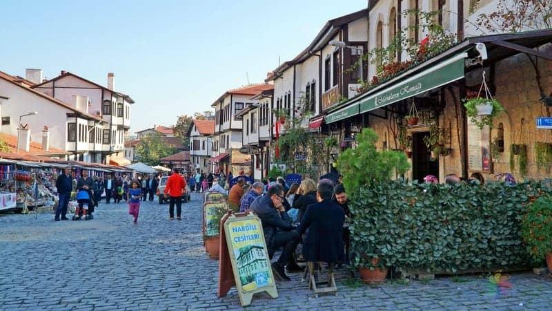 Ankara'da nerede kalınır Beypazarı otelleri