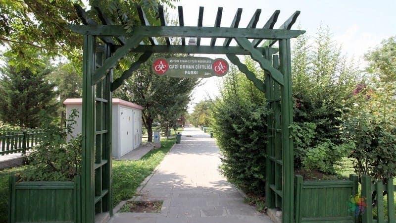 Atatürk Orman Çiftliği Ankara gezilecek yerler
