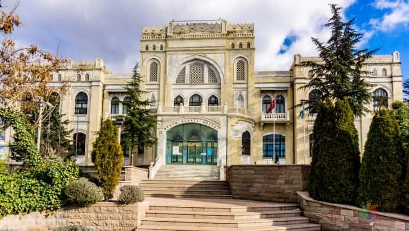 Devlet Resim ve Heykel Müzesi Ankara gezilecek yerler
