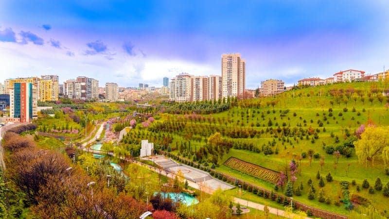 Dikmen Vadisi Ankara'da görülmesi gereken yerler
