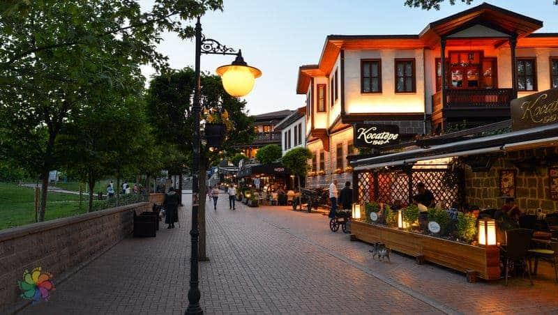 Ankara Hamamönü gezi rehberi