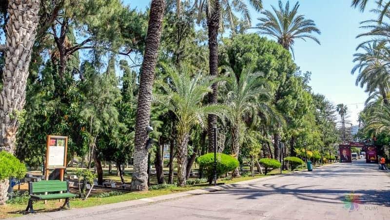 Karaalioğlu Parkı Antalya gezi notları