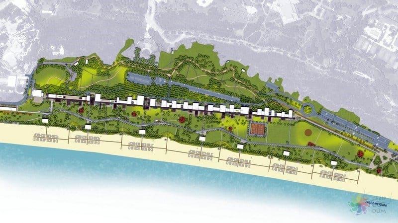 Antalya gezilecek yerler Sahil Antalya Yaşam Parkı