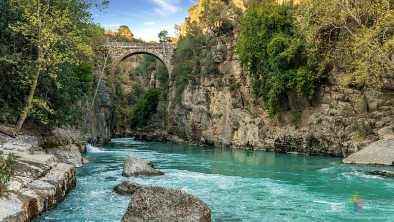 Köprülü Kanyon Antalya gezi rehberi