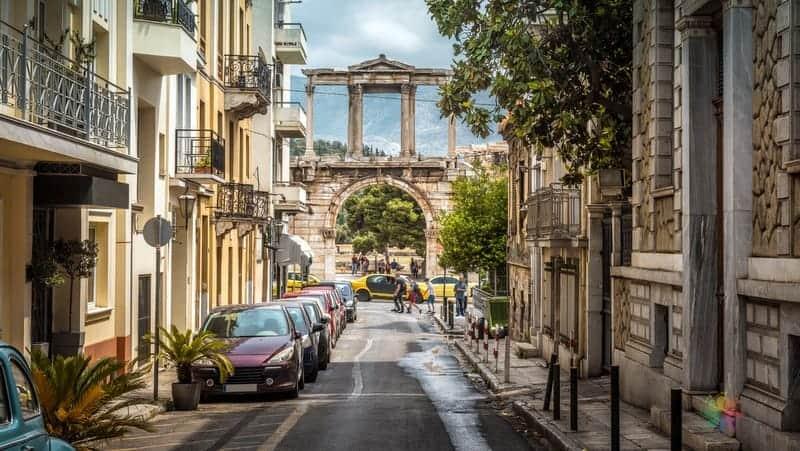 Atina'da ne yapılır listesi