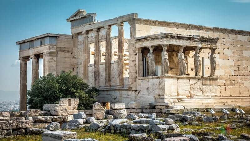 Atina'da ne yapılır tarihi bilgiler