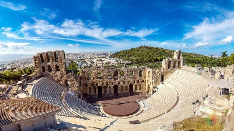 Atina'da ne yapılır tarihi bölgeleri gezin