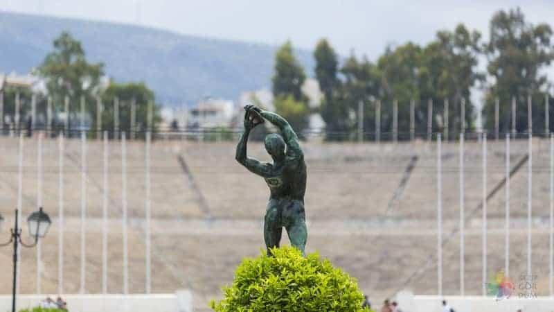 Atina'da ne yapılır Panathenaic Staydumu