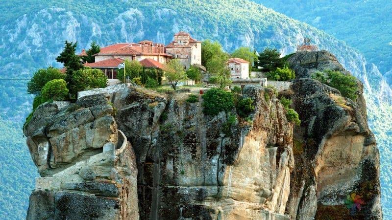 Meteora Manastırı Atina'da yapılacak şeyler