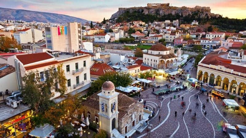 Atina'da ne yapmalı sorusuna cevaplar