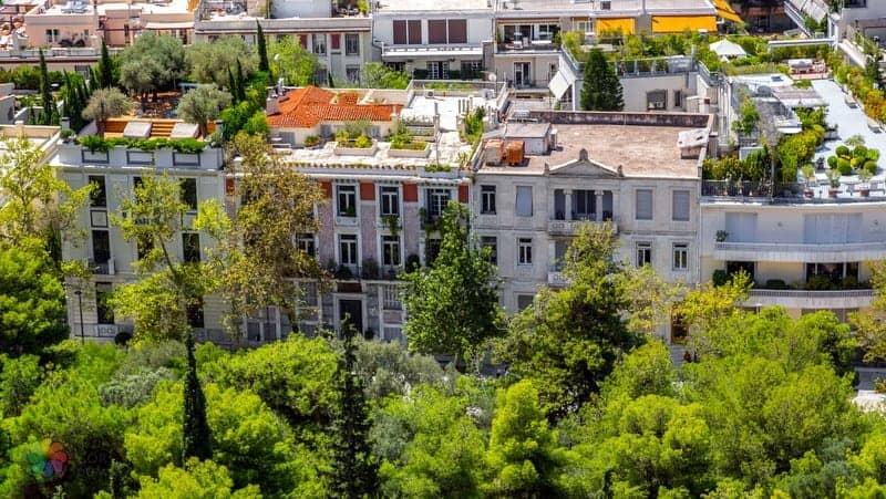 Atina'da nerede kalınır Kolonaki otelleri