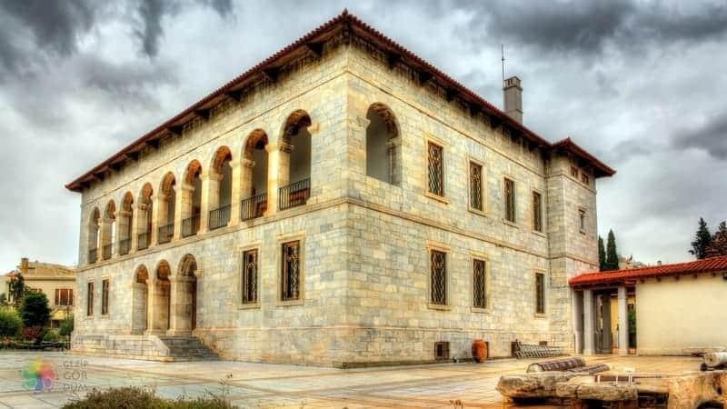 Bizans ve Hristiyan Müzesi Atina'da görülmesi gereken yerler