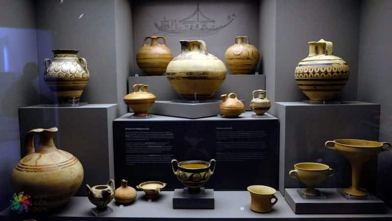 Kiklad Sanat Müzesi Atina turu