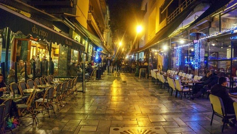 Kolonaki Atina gezilecek yerler