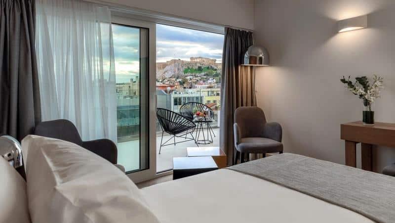 Atina şehir merkezi otel tavsiyesi Elia