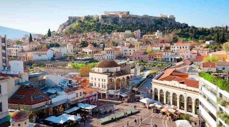 Atina Gezilecek Yerler Listesi | En Güzel 20 Yer!