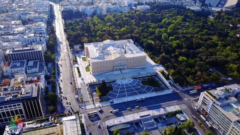 Atina havaalanı şehir merkezi servis