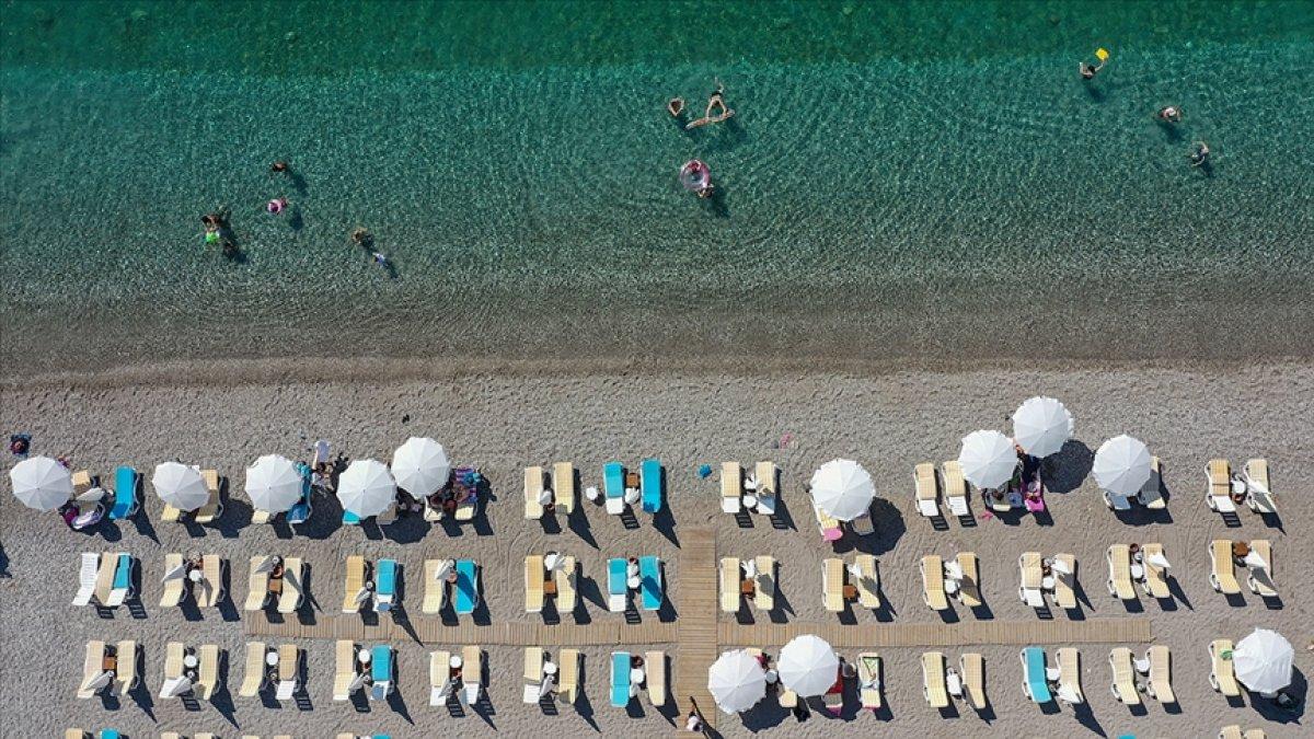 Mavi bayraklı plajların sayısı arttı #1