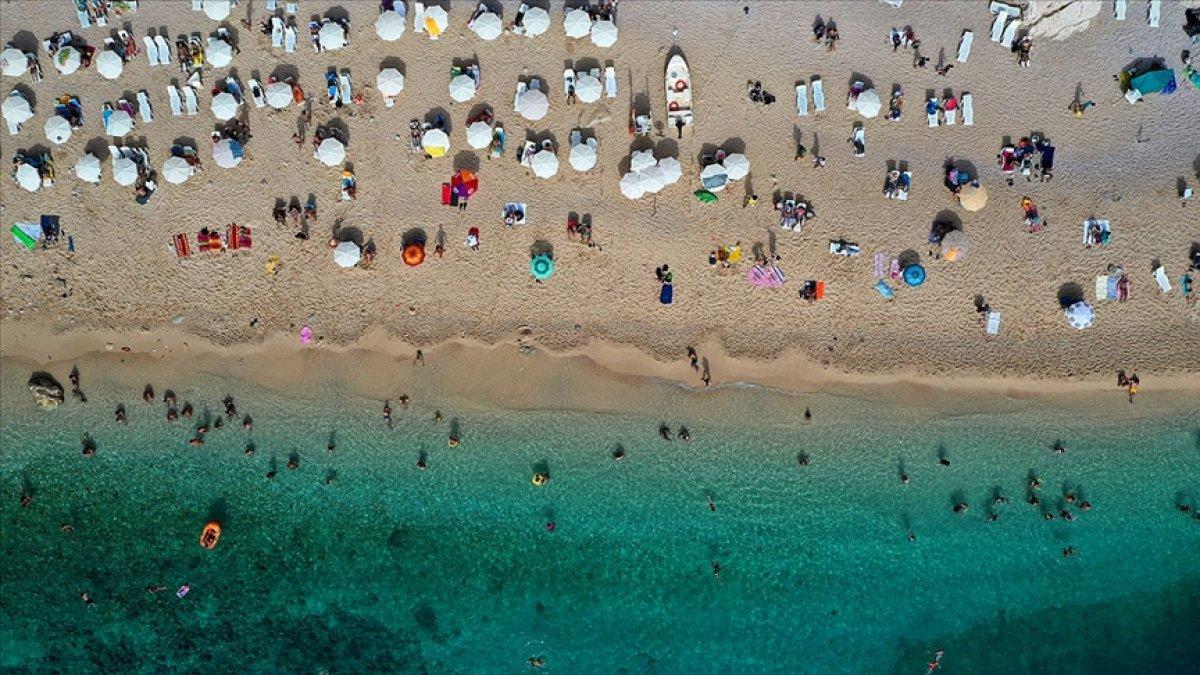 Mavi bayraklı plajların sayısı arttı #2