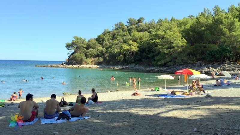 Antalya Faselis piknik