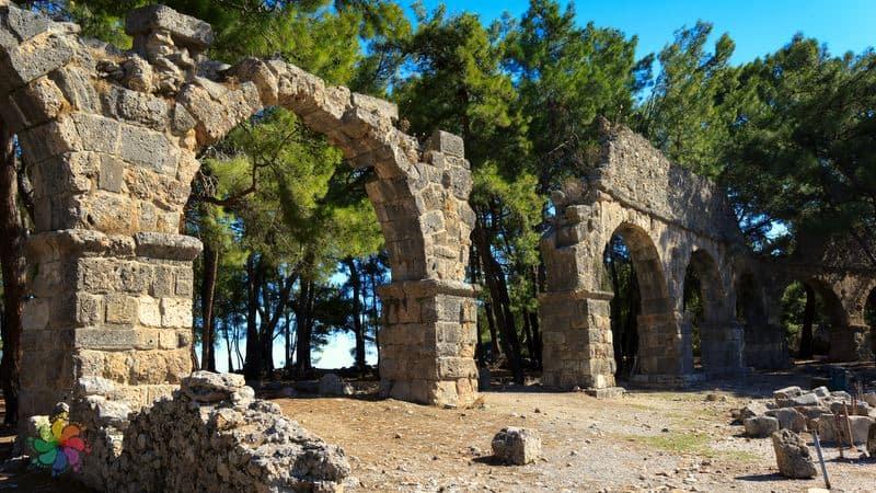 Faselis Antik Kenti Antalya